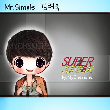[FANART][11P] Super Junior Mr. Simple   BCwithSJ13